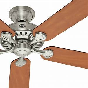 Energy star ceiling fan with light fixtures design