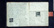 Anne Frank Made Her Last Diary Entry on August 1st, 1944 ...