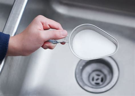 sink drain smell cleaner how to naturally clean a clogged drain the definitive