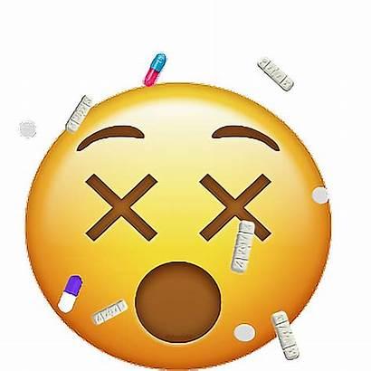 Emoji Pill Clipart Transparent Pills Supreme Xans