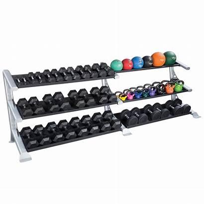 Storage Rack Pro Modular Clubline Solid Bodysolid