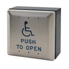 handicap door opener handicapped door button 950bm 10rd 10emrkit handicapped