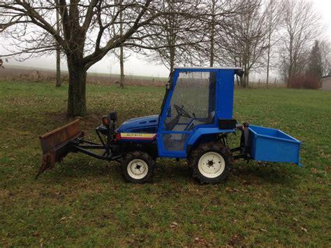 ardennes bureau troc echange tracteur iseki 4x4 15 ch diesel avec cabine