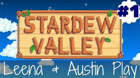 Leena Austin Play Stardew Valley Makeshift Multiplayer