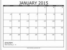 2015 Free Printable Calendars Free Printable Calendars