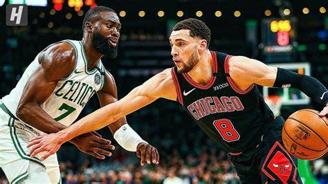 Chicago Bulls vs Boston Celtics - Full Game Highlights ...