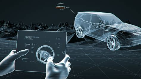 Land Rover Discovery Future Technologies On