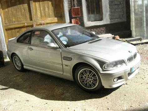 bmw m3 e46 kaufen bmw m3 e46 grau kyosho modellauto 1 18 kaufen verkauf