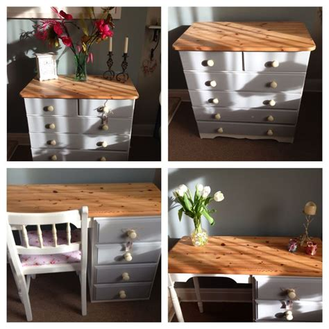 Upcycled Bedroom Furniture  Retro Bedroom With Upcycled