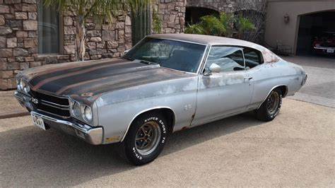 1970 For Sale by Best Barn Find 1970 Chevrolet Chevelle