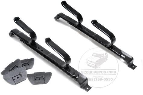 window gun rack gun rack for all scouts international scout parts