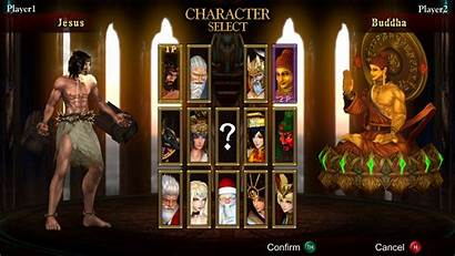 Gods Fight Jesus Steam Pc Shin Tensei