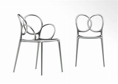 Chair Armchair Driade Sissi 3d Cgtrader Furniture