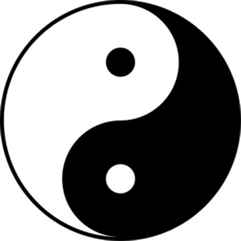 Tatouage Ying Yang Yin Yang Les Significations Cach 233 Es Pour Mieux Comprendre Le Qi