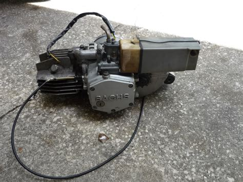 re fs sachs 504 moped army