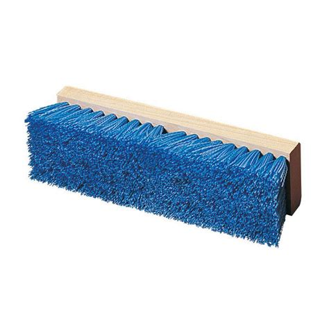 carlisle 12 in palmyra floor and deck scrub brush case