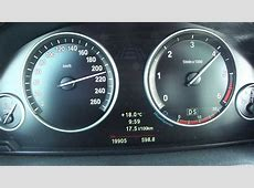 2012 BMW X3 xDrive20d Top Speed YouTube
