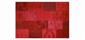 tapis ernest rouge 155 x 230 cm achetez nos tapis ernest With tapis rouge avec magasin canapé lyon pas cher