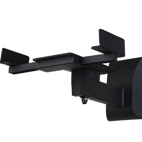 pair  side clamping bookshelf speaker mounting