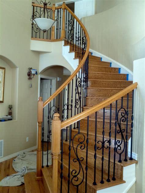 iron balusters  railings denver colorado