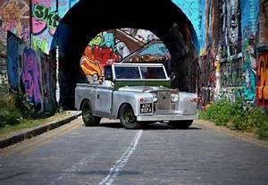 Marmite -  U0026quot Slammed U0026quot  1961 Land Rover Series Iia
