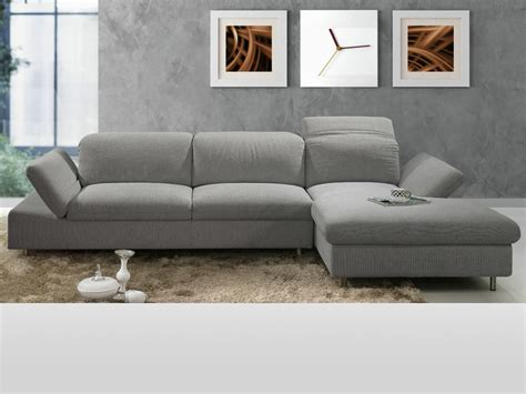 canapé en tissus canape design angle tissu