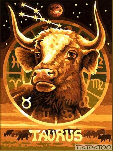 sternzeichen stier malen nach zahlen sternzeichen tierkreiszeichen stier 18x24 tiktaktoo