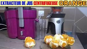 Différence Entre Extracteur De Jus Et Centrifugeuse : extracteur de jus ou centrifugeuse avis ~ Nature-et-papiers.com Idées de Décoration