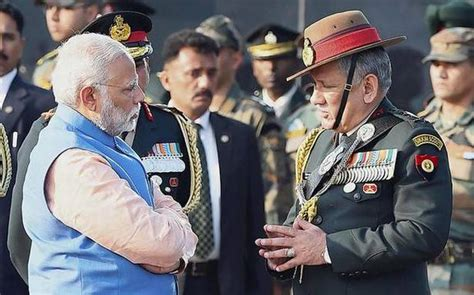 Don't Interfere In Operations, Warns Army Chief Bipin