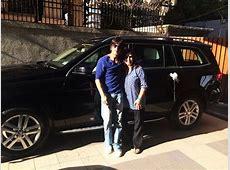 Farah Khan receives Mercedes GLClass SUV from SRK as a gift