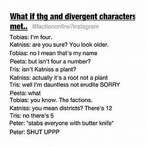 25+ best ideas ... Divergent Character Quotes