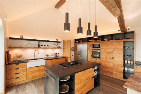 rustic kitchens designs 16 modern rustic kitchen designs design listicle 2065