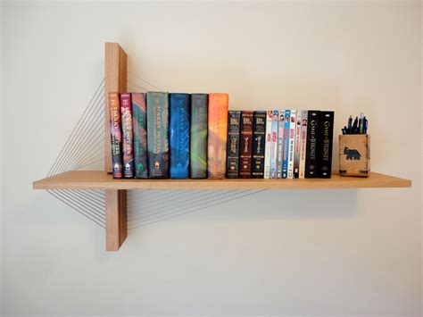and the shelf suspension shelf robby cuthbert design