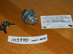 Kohler Engine    Wheel Horse Ignition Switch 103990 Kohler