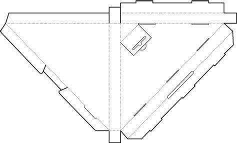 big triangle template printable triangle box template search results calendar 2015