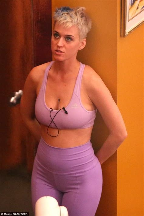 2017 Katy Perry Yoga Pants