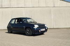 1990 Renault 5 Gte 2 0 Itb U0026 39 D Trackslag