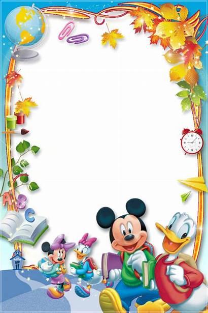 Frames Disney Scrap Tags Border Frame Boarder