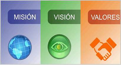 Vision Valores Mission Mision Empresa Una Objetivos