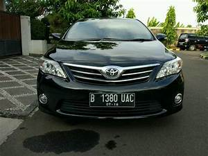 Toyota Altis 2011 E Manual Hitam Dp15 Saja Siapa Cepat