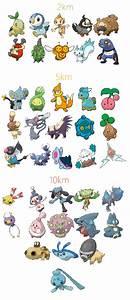 Gible Pokemon Evolution Chart Pokemon Go Generation 4 Egg Hatch List All Gen 4 Egg Pokemon