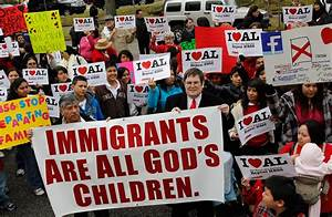 Immigration and the Church: A Christian Response to the ...