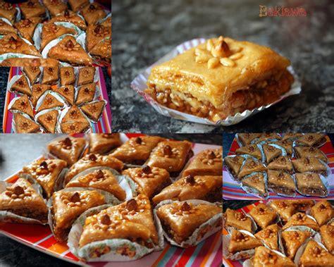 surface cuisine baklawa quot gateau algerien quot http petitsplaisirs org