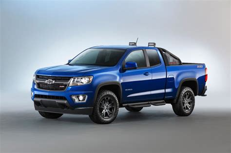 2016 Chevy Colorado Exterior Design & Details  Gm Authority