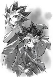 Yu-Gi-Oh! Yami and Yugi Tumblr