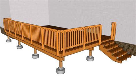 deck railing plans myoutdoorplans  woodworking