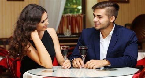 Stufen der Datierung eines Witwers