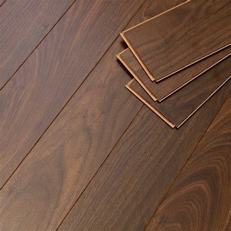 Balterio Estrada 8mm Select Walnut Laminate Flooring