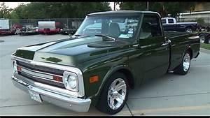1969 Chevy C  10 Street Truck Cruisin U0026 39  The Coast 2014