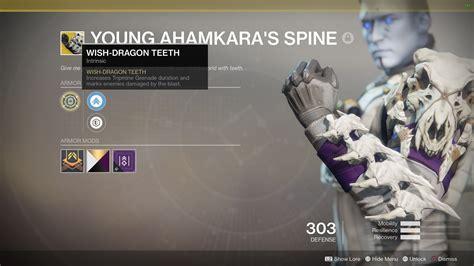 Destiny 2  All Exotic Hunter Armor Shacknews